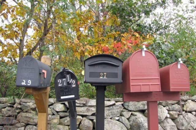 The U.S. Post Office will be closed and there'll be no mail delivery Labor Day.