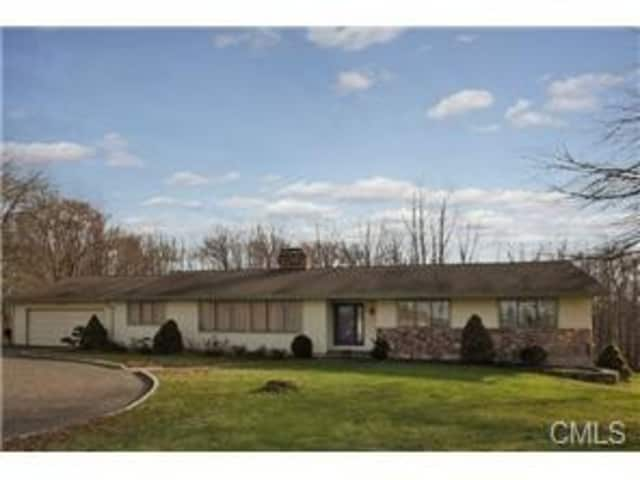 This house at 54 George Washington Highway in Ridgefield is open for viewing this Saturday.