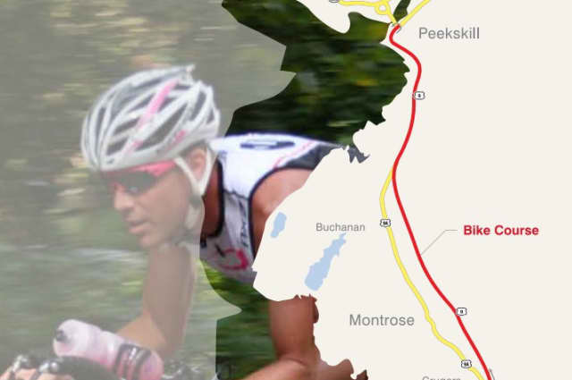 Portions of Route 9 and Route 9A southbound will be closed in Peekskill and Croton-on-Hudson on Sunday for the Toughman Triathlon.