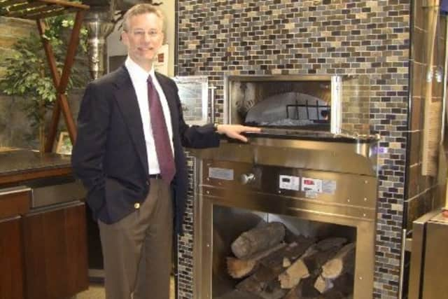 Fred Albano owns Albano Appliance in Pound Ridge.