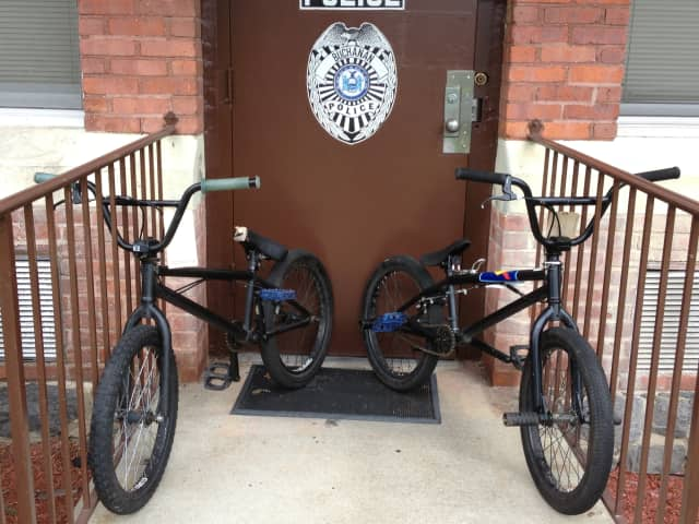 The Buchanan Police Department recently made an arrest in cases involving the theft of bicycles.