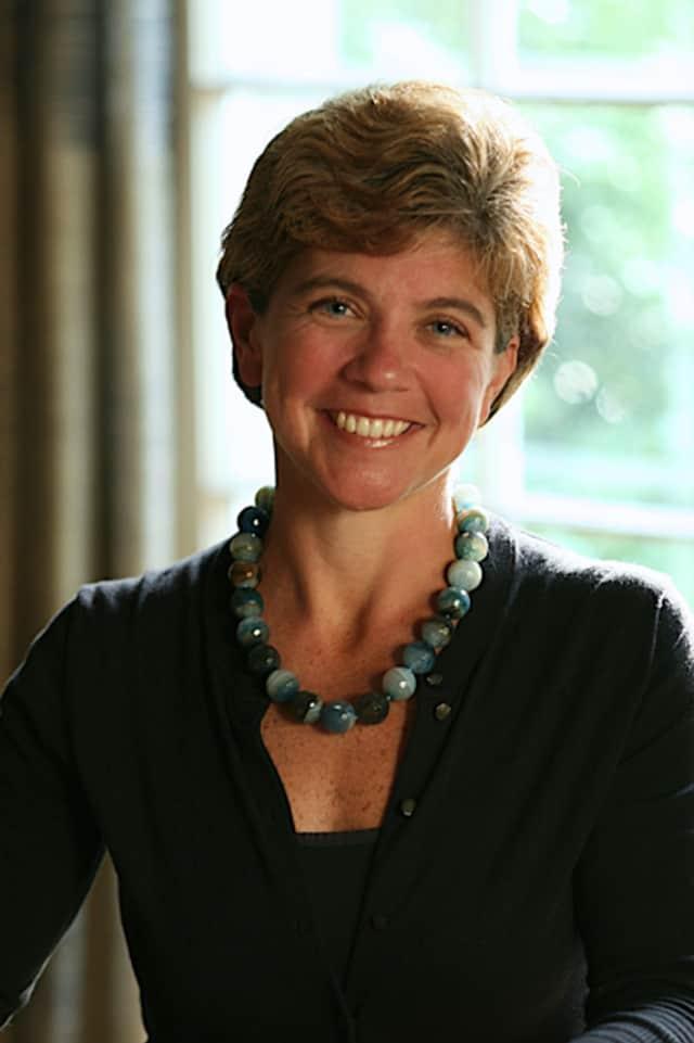 Republican Jennifer Tooker is a Westport Board of Finance candidate.