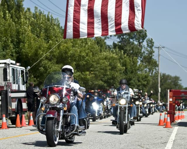 The CT United Ride is the largest 9/11 tribute in the state of Connecticut.