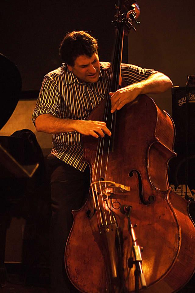 Grammy-winner John Patitucci will headline at the annual jazz benefit in Hastings.