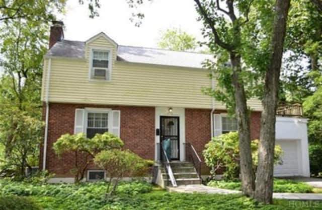 This house at 352 Grand Blvd. is open for viewing this Sunday.