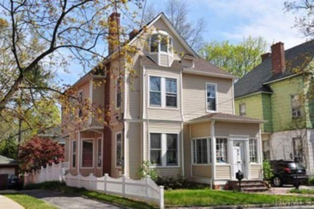This house at 5 Chittenden Ave. in Tuckahoe is open for viewing this Sunday.