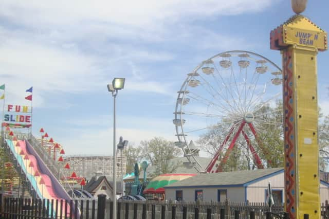 Sustainable Playland Inc. has submitted its plan to Westchester County to make substantial changes to Playland Amusement Park.