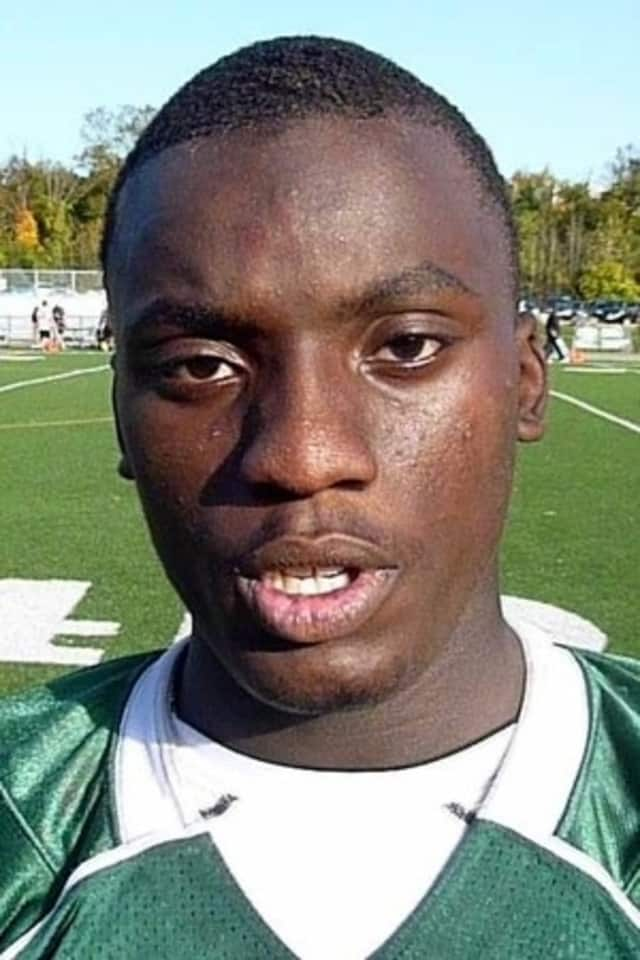 Tyrone Barber scored five times to lead the defending Section 1 Class C champion Woodlands Falcons to an opening day victory.