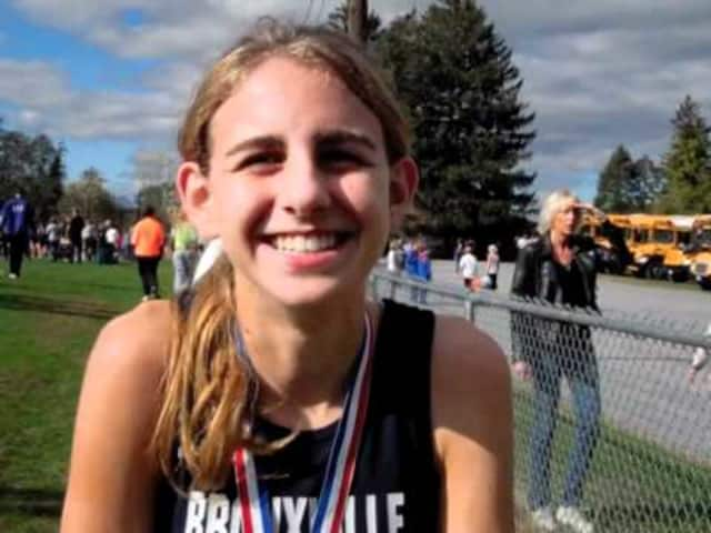 Bronxville track star Mary Cain is featured in a video on FOX Sports 1.
