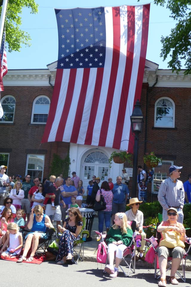 """Learn about the history of """"The Star-Spangled Banner"""" in Ridgefield on Friday."""