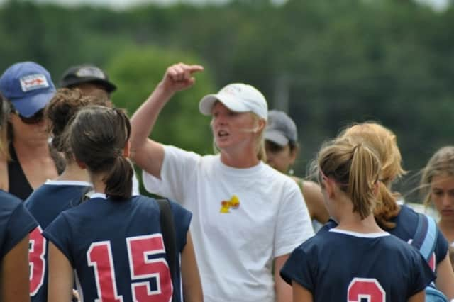 New Canaan girls lacrosse coach Kristin Woods will also be part of the coaching staff at Chelsea Piers Connecticut in Stamford.