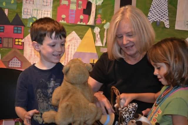 "Diana Keller will lead the new program for pre-kindergarten children, ""Half Day for Half Pints"" at the Rye Arts Center."