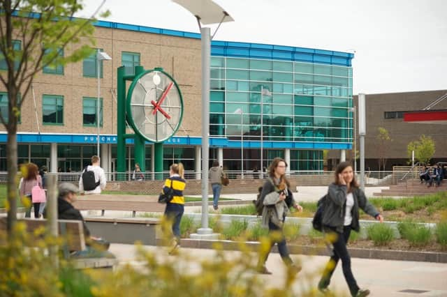 """Purchase College was named one of the """"Top 10 Public Liberal Arts Colleges in the Nation"""" by U.S. News & World Report's 2014 edition of Best Colleges."""