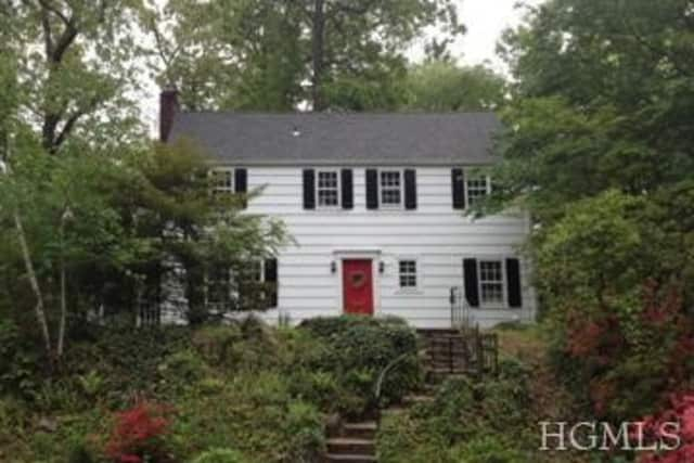 This house at 232 Hunter Ave. in Sleepy Hollow is open for viewing this Sunday.