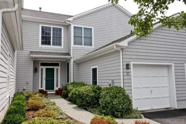 This house at 17 Country Club Lane in Pleasantville is open for viewing this Sunday.