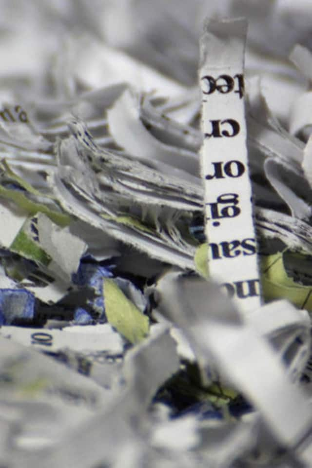 The Fairfield Police Department is hosting Shred Day April 23 at its headquarters.