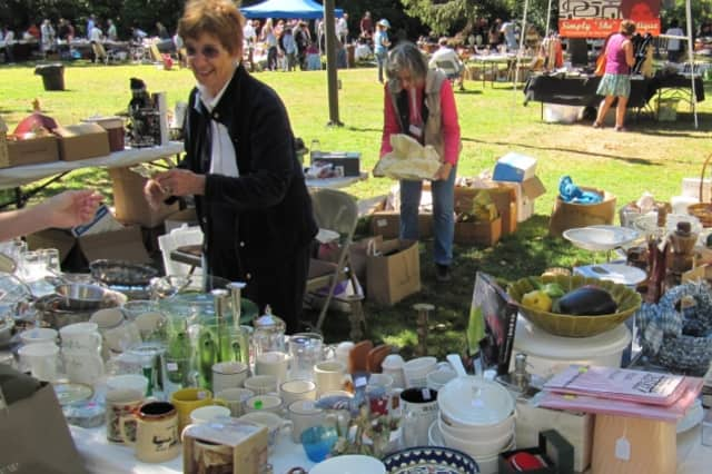 The Women's Club of Haworth is hosting its 45th annual craft show and flea market May 15.