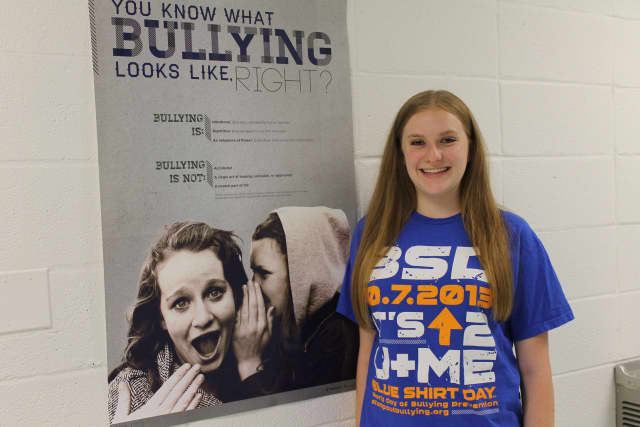 Dobbs Ferry sophomore Elena Brown heads to Washington D.C. Thursday as a panelist to advance her work against bullying.