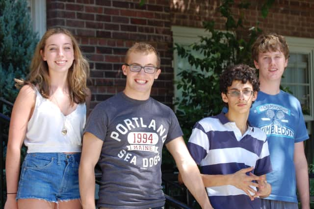 Four Hastings High School seniors are National Merit semifinalists.