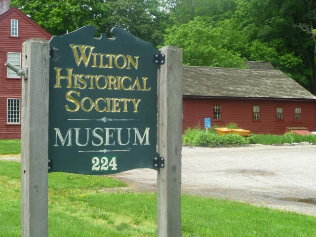 Join the Wilton Historical Society for a history lesson -- and drinks -- on Thursday.