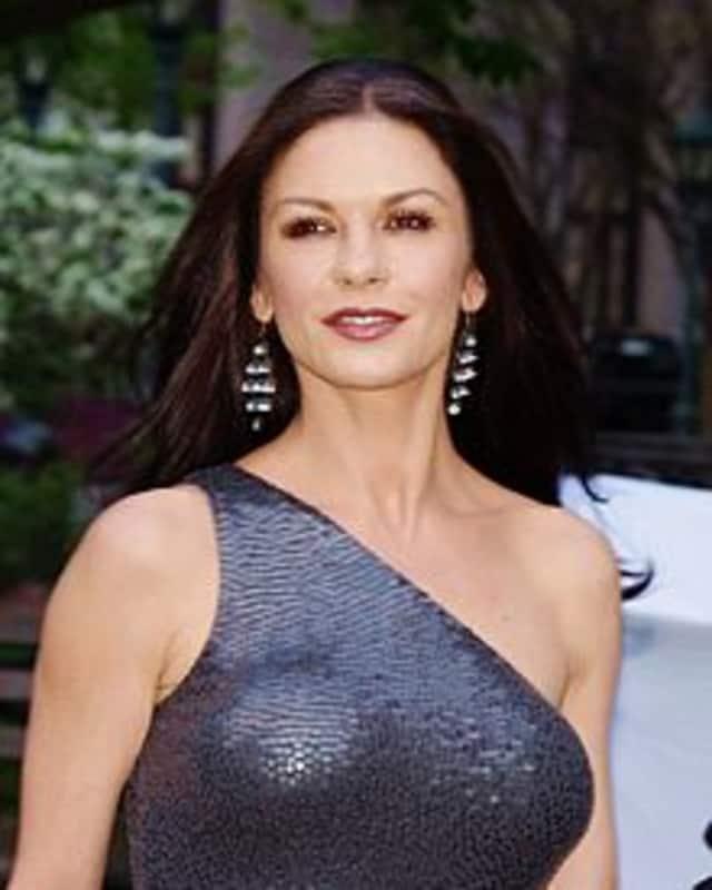 Catherine Zeta Jones turns 44 Wednesday.