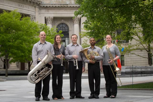 Brass is one of the bands that will play at the Wilton Community Celebration on Oct. 19.