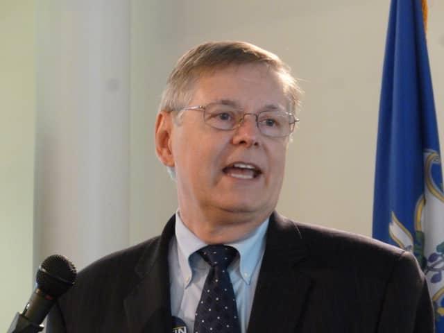 Mayor David Martin