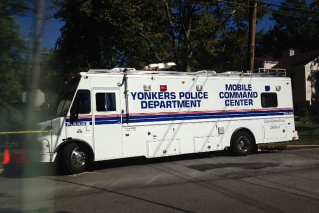 Yonkers police's Mobile Command Center is being utilized to help cutdown on crime.
