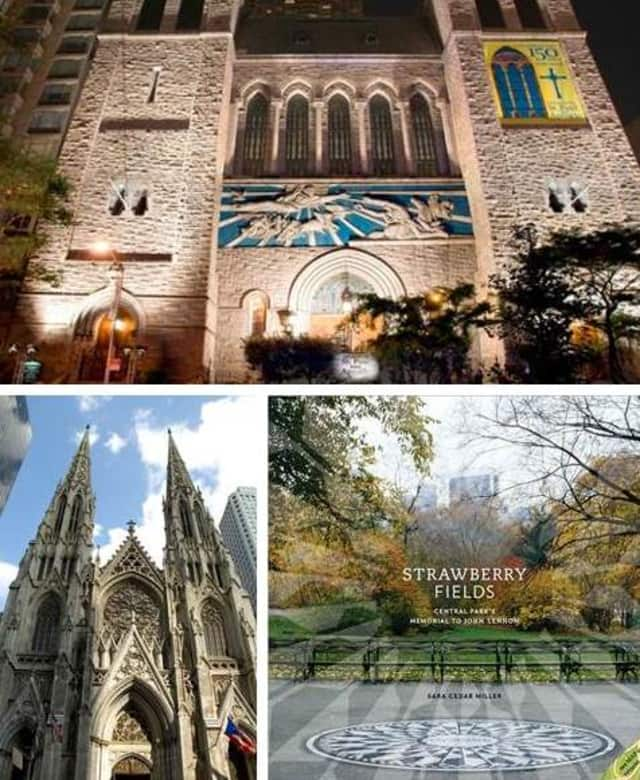 Silvermine Arts Center will be offering three special walking art and architecture tours this fall in New York City.
