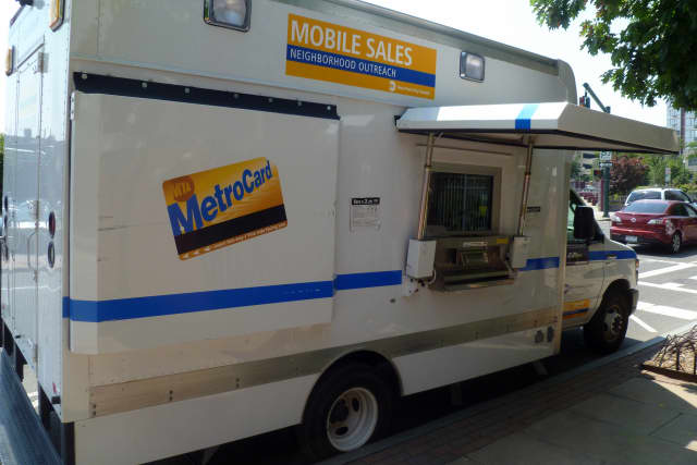 The Westchester County MetroCard Mobile Van will be in Mount Vernon on selected dates through December.
