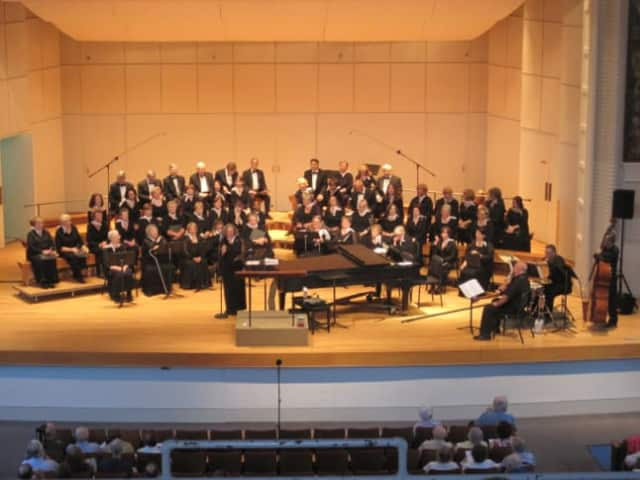 The Nyack College Chorale will perform their annual spring concert.