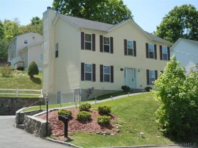 This house at 1611 Crompond Road in Peekskill is open for viewing this Saturday.