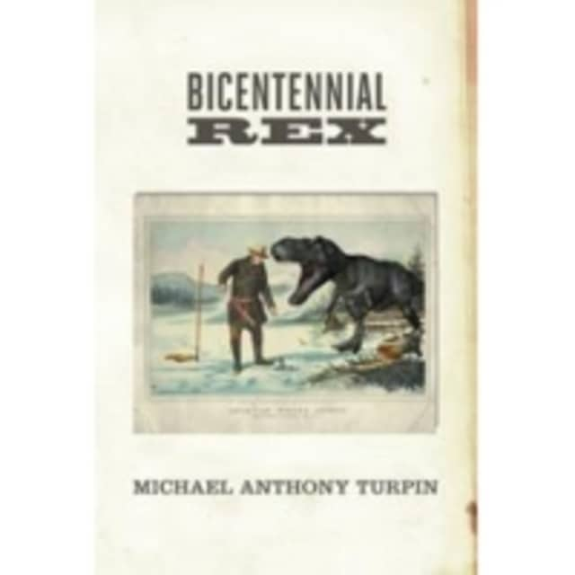 Author Mike Turpin will host a discussion of his new book, 'Bicentennial Rex' at the New Canaan Library.