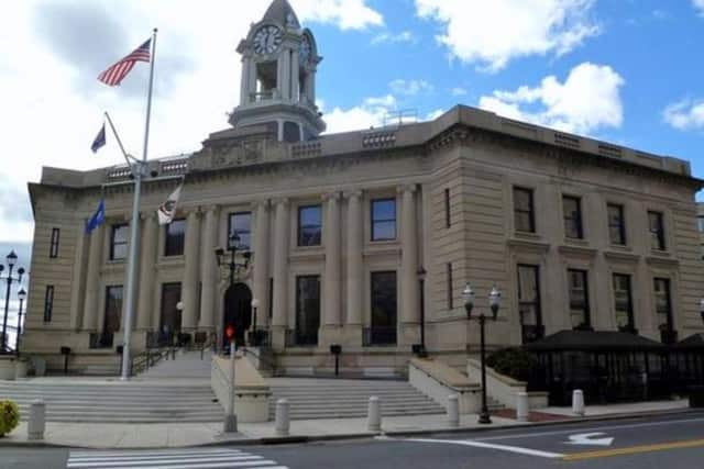 Stamford's Old Town Hall was previously the home of the Stamford Innovation Center.