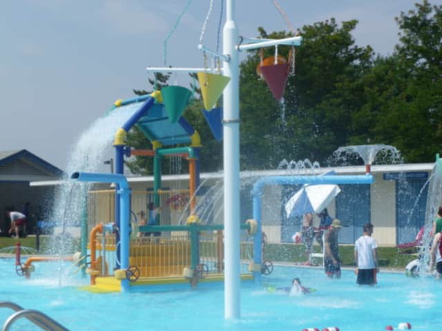 A.F. Veteran Park in Greenburgh offers residents a cooling center during heat waves.