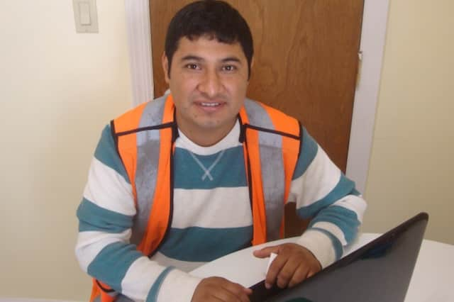 Gonzalo Cruz of Don Bosco Workers makes sure that day laborers from Port Chester and surrounding communities are treated fairly by their employers.