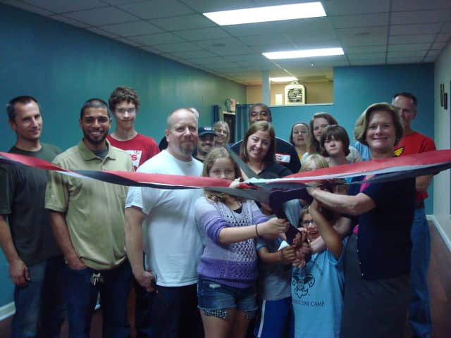 "Owner Richard Norbutt recently held the grand opening for his new dojo, ""Triangle Way Karate,"" at 155 Route 202 in the Lindolndale Village Plaze."
