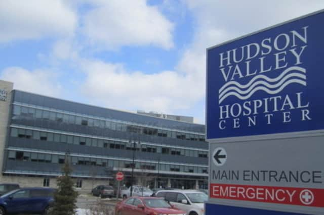 Hudson Valley Hospital Center and Entergy recently conducted a mock emergency drill on radiation exposure.