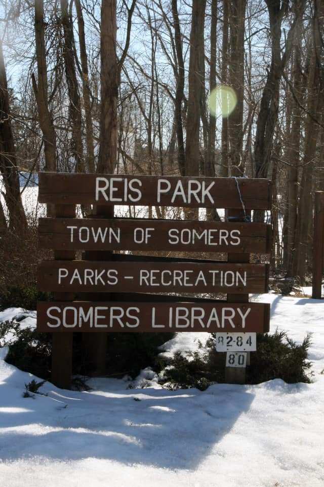 The Somers Library will host a fundraising 5K/fun run on Sunday, Sept. 29 in Reis Park.