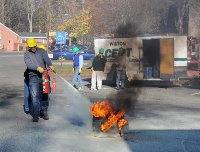 Wilton residents can learn how to be better prepared for disasters and other emergency situations during the annual disaster preparedness training course provided by Wilton's Community Emergency Response Team.