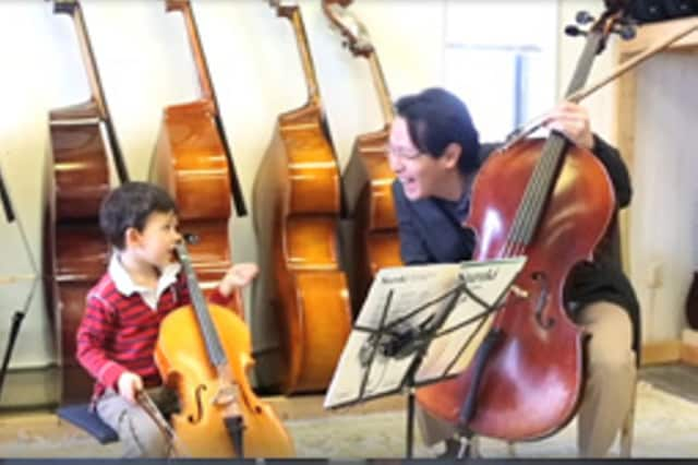 Connecticut School of Music founder Kenneth Kuo recently brought his instrument rental business to Norwalk.