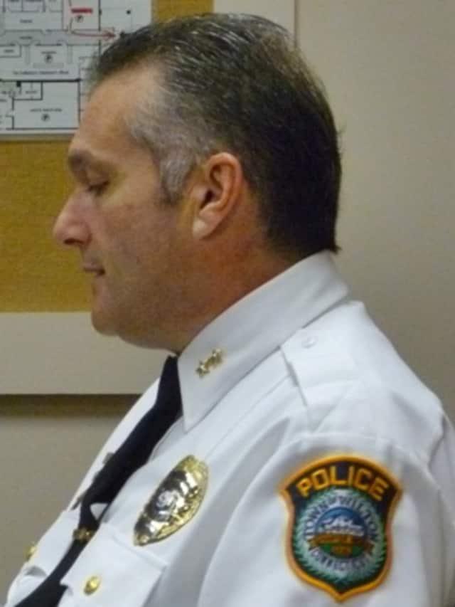 Wilton Police Chief Michael Lombardo