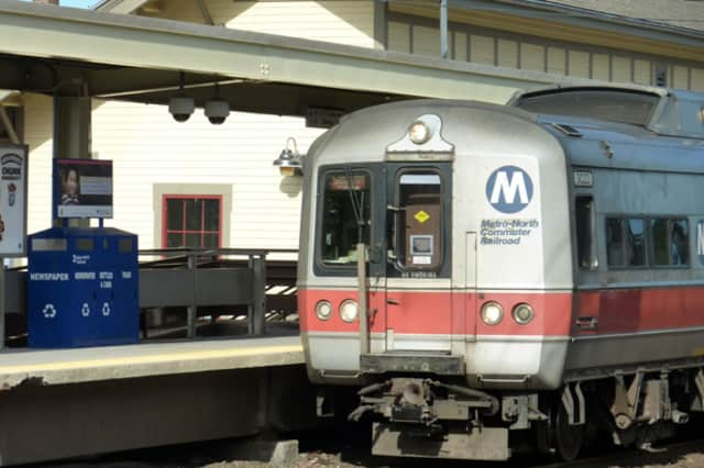 Trains service on Metro-North's New Haven Line was limited following a major power outage in New York.