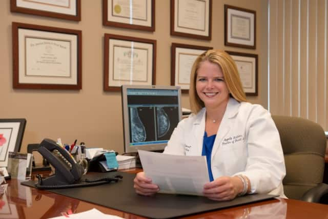 Dr. Angela Keleher is the Director of Breast Surgery at Health Quest Cancer Care (Northern Dutchess Hospital, Vassar Brothers Medical Center, Putnam Hospital Center)