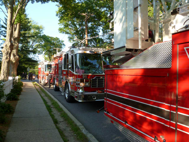 The Pleasantville Fire Dept. will hold a public hearing on its annual budget on Oct. 15