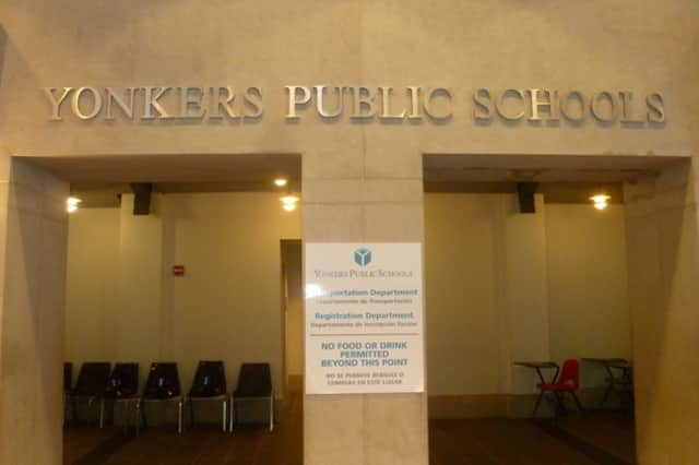 Yonkers' high school graduation rate jumped up almost six points from 2014 to 2015 according to state figures.