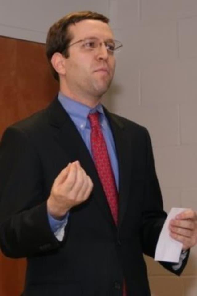 Assemblyman David Buchwald (D-Westchester).