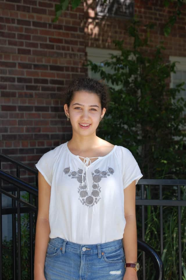 Simone Brandford-Altsher named National Achievement Scholarship Program semi-finalist.