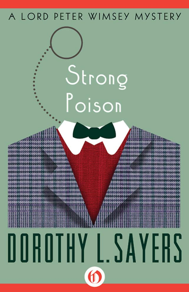 "Book Group will discuss Dorothy Sayers' novel ""Strong Poison."""