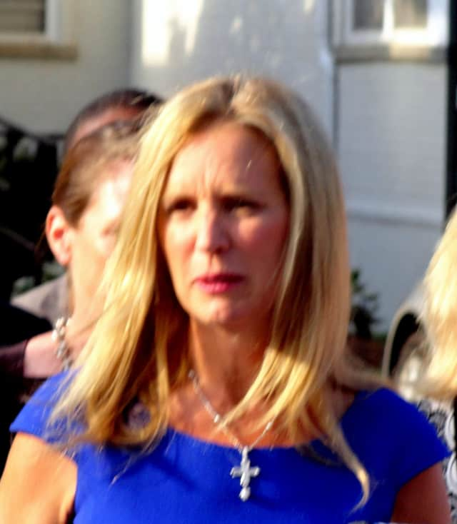 Kerry Kennedy of Bedford is the daughter of Sen. Robert Kennedy and the niece of President John F. Kennedy